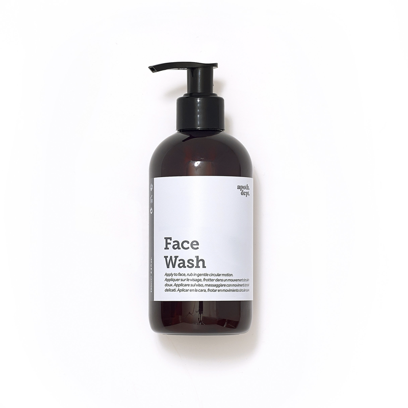Image of   Mens Society Face Wash (250 ml)