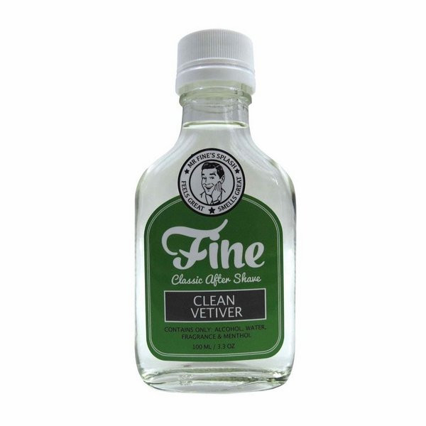 Image of   Fine Clean Vetiver Aftershave (100 ml)