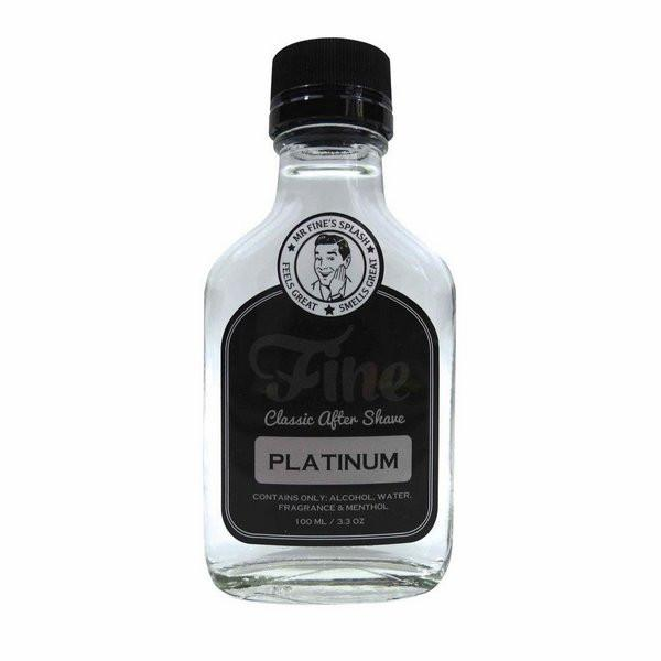 Image of   Fine Platinum Aftershave (100 ml)
