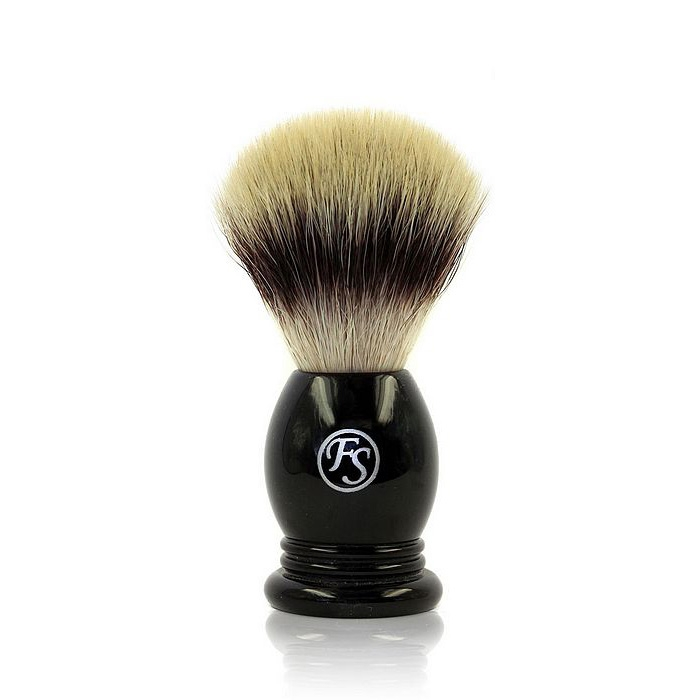 Image of   Frank Shaving Faux Ebony Barberkost (Synthetic Fibre)
