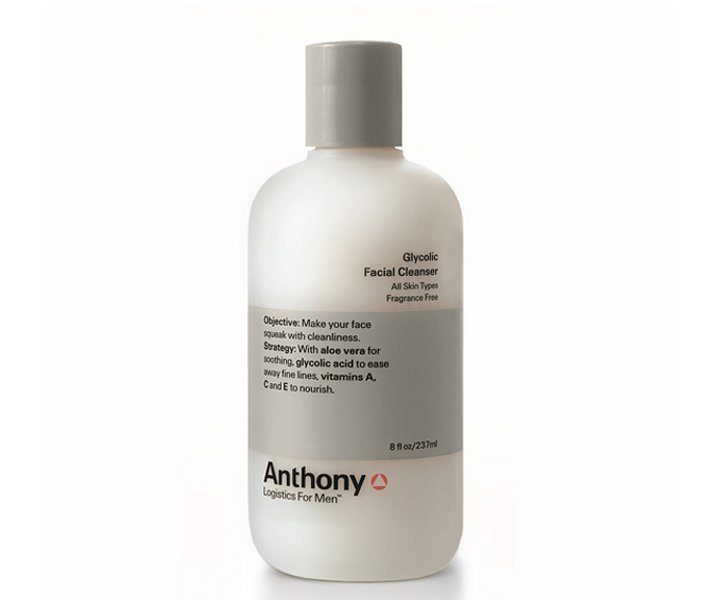 Image of   Anthony Glycolic Facial Cleanser (237 ml)