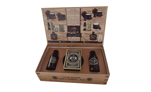 Image of   Dear Barber Giftset Collection 2 Groom & Go