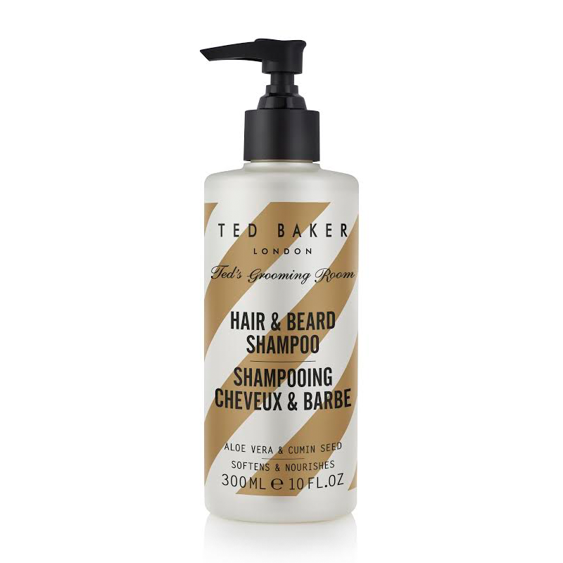 Image of   Ted Baker Hair & Beard Shampoo (300 ml)