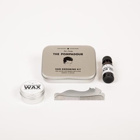 Image of   Mens Society Hair Kit - Pompadour
