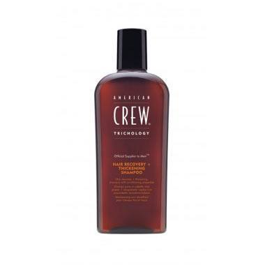 Image of   American Crew Hair Recovery + Thickening Shampoo (250 ml)