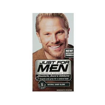 Billede af Just For Men - Skjeggfarge (Sandy Blonde)