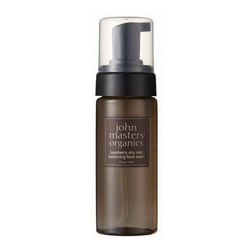 Image of   John Masters Organics Bearberry Oily Skin Balancing Face Wash (177 ml)