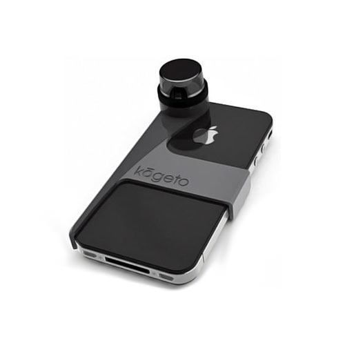 Billede af Kogeto Dot Panoramic Video Lens (iPhone 4/4S) (Svart)
