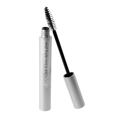 Image of   4VOO Lash and Brow Styling Glaze Black
