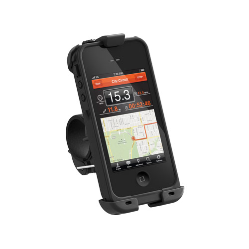 Image of   LifeProof Bike & Bar Mount til iPhone4/4S (Sykkelholder)