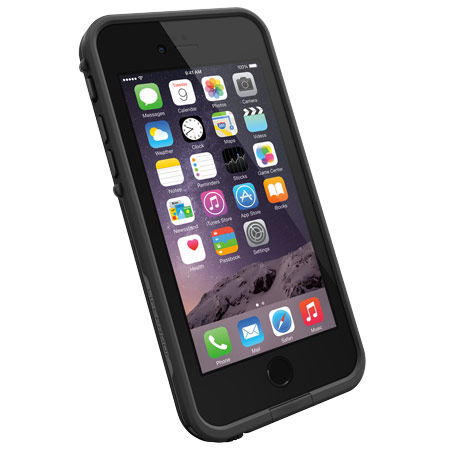 Image of   Lifeproof Fré Cover til iPhone 6 (Svart)