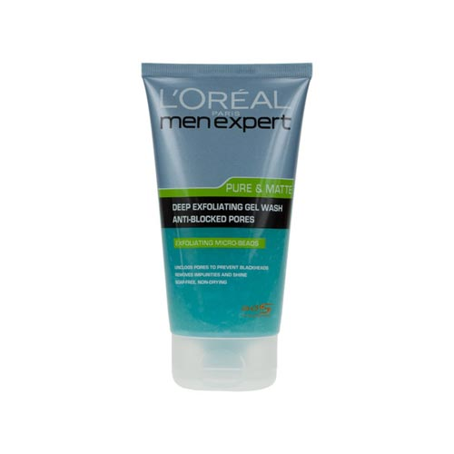 Image of   LOreal Men Expert Pure And Matt Cleansing Scrub