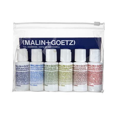 Image of   Malin+Goetz Essential Kit (6 x 29 ml)