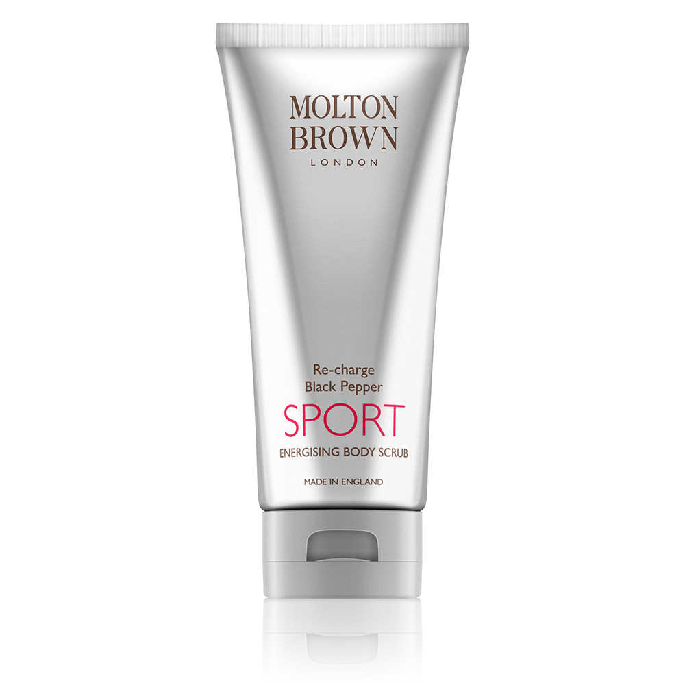 Billede af Molton Brown Re-Charge Black Pepper Sport Kropsskrubb (200 ml)