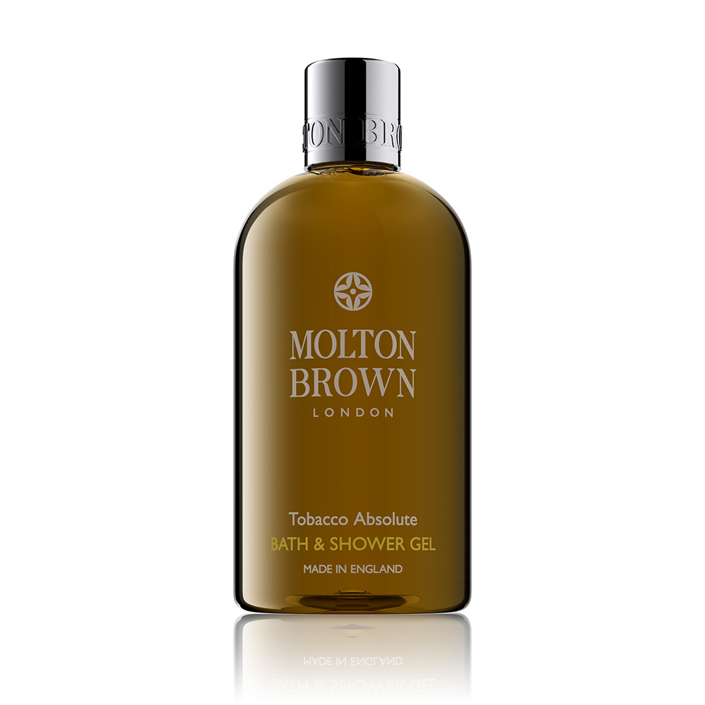 Image of   Molton Brown Tobacco Absolute Body Wash (300 ml)