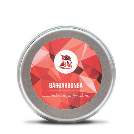 Billede af Fit for Vikings Bárðarbunga Moustache Wax (15 ml)
