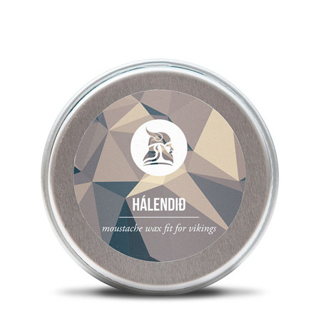 Billede af Fit for Vikings Hálendið Moustache Wax (15 ml)