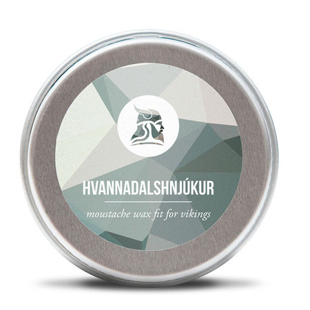 Billede af Fit for Vikings Hvannadalshnjúkur Moustache Wax (15 ml)