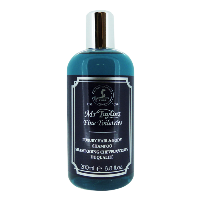 Image of   Taylor of Old Bond Street Mr. Taylor Hår- og Bodyshampoo (200 ml)