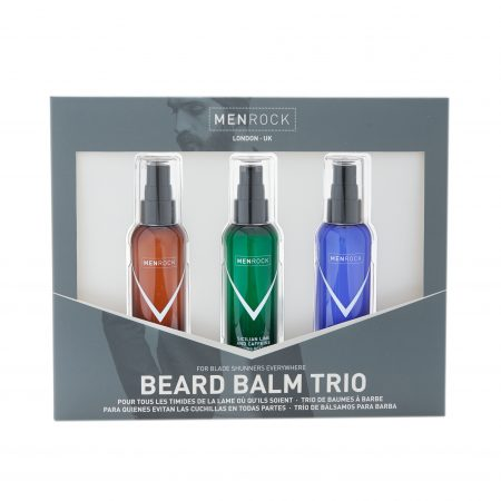 Image of   MenRock Beard Balm Trio (3 x 100 ml.)