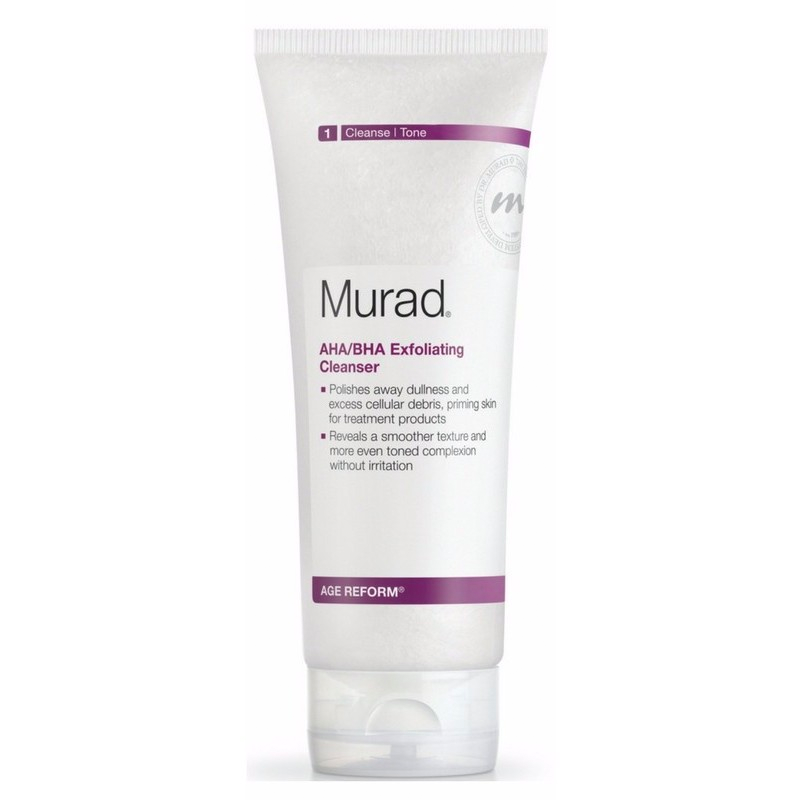 Image of   Murad AHA/BHA Exfoliating Cleanser (200 ml)