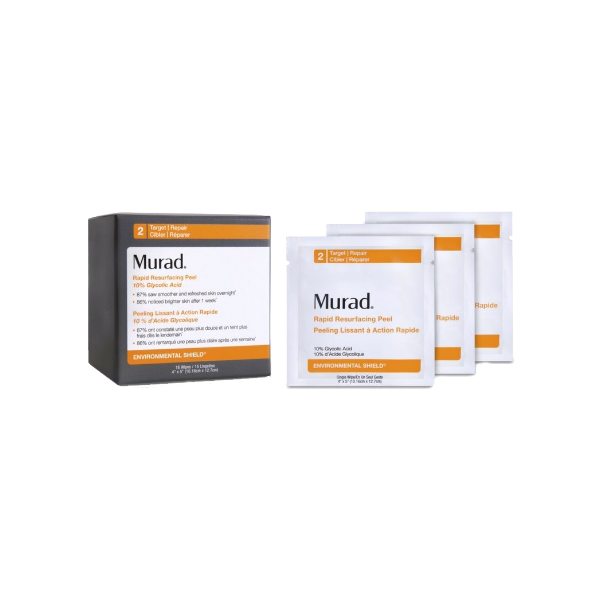 Image of   Murad Rapid Resurfacing Peel (16 stk)