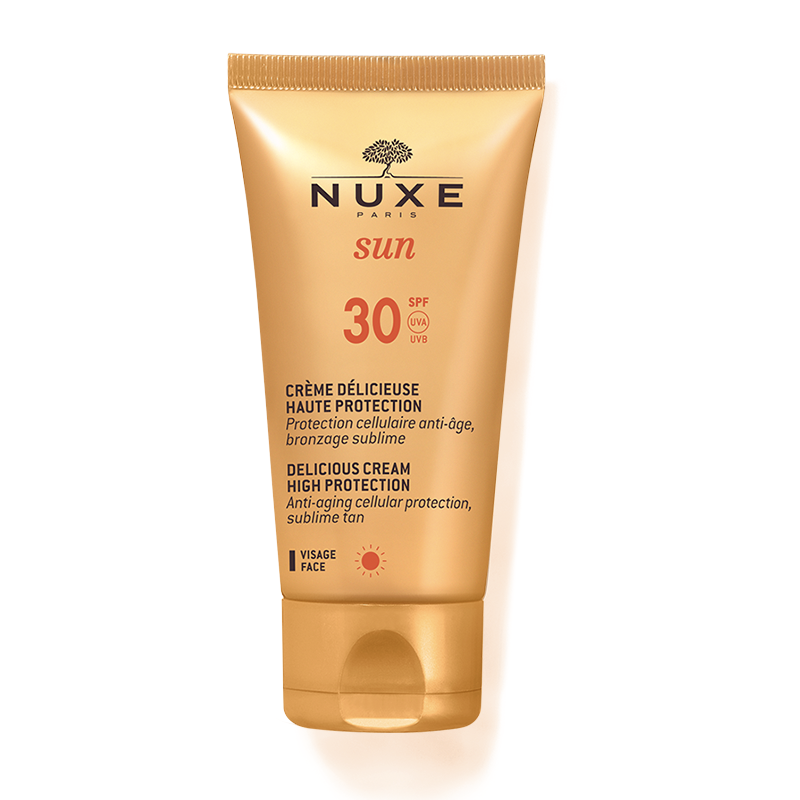 Image of   Nuxe Delicious Cream For Face SPF30 (50 ml)