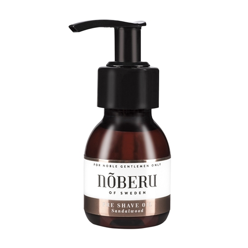 Image of   Noberu Aftershave Balm Sandalwood (125 ml)