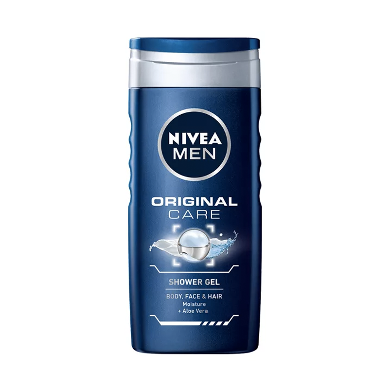 Image of   Nivea MEN Original Shower Gel (250 ml)