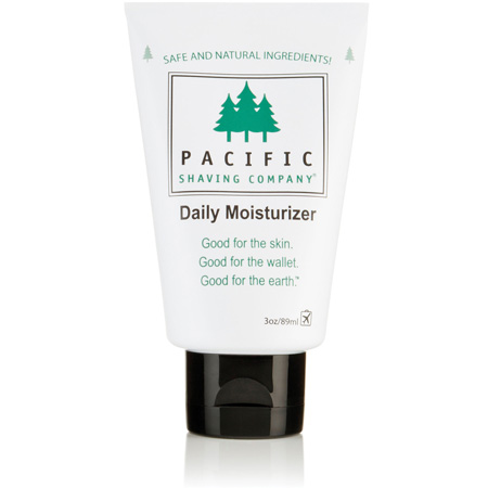 Image of   Pacific Shaving All Natural Daily Moisturiser (89 ml)