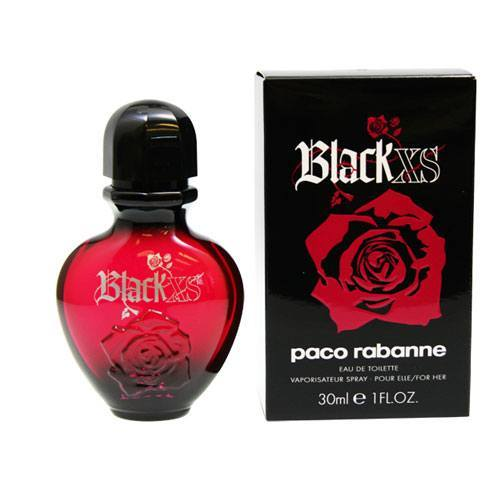 Image of   Paco Rabanne Black XS for Her EDT (30 ml)