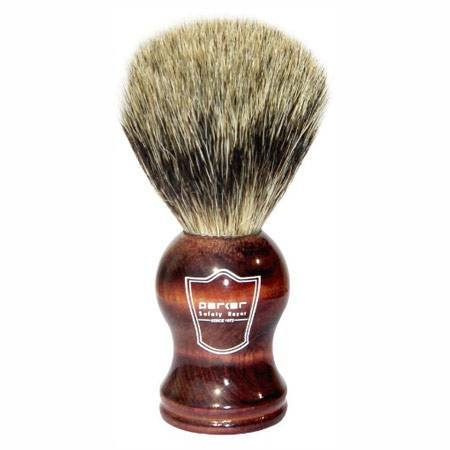 Image of   Parker RWPB Rosentre Barberkost (Pure Badger)