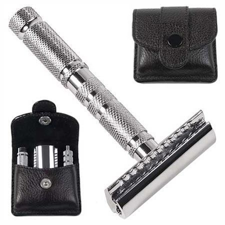 Billede af Parker A-1R Travel Double Edge Safety Razor