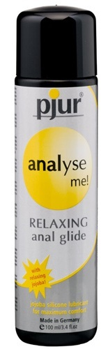 Image of   pjur Analyse Me! - Anal Glidekrem (100 ml)