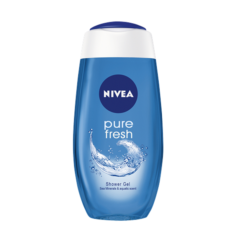 Image of   Nivea For Men Sea Minerals Shower Gel (250 ml)