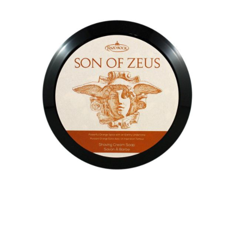 Billede af RazoRock Son of Zeus Shaving Cream Soap (150 ml)