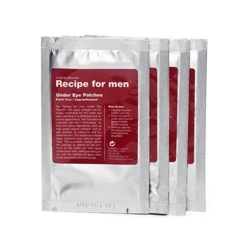 Billede af Recipe for men Under Eye Patches