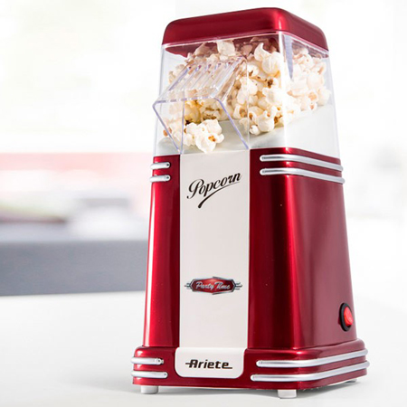 Image of   Retro Popcornmaskin