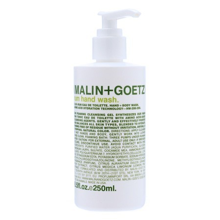 Image of   Malin+Goetz Rum Hand Wash (250 ml)