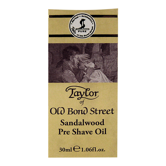 Billede af Taylor of Old Bond Street Pre-Shave Oil Sandeltre (30 ml)