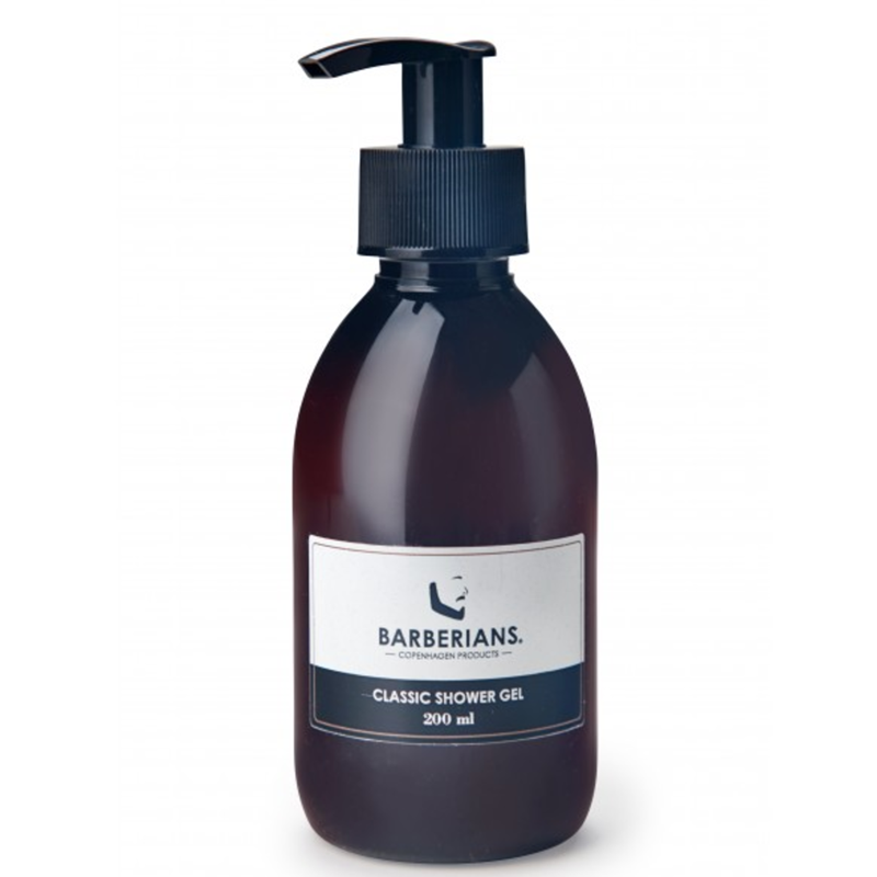 Image of   Barberians Cph Classic Shower gel (200 ml)