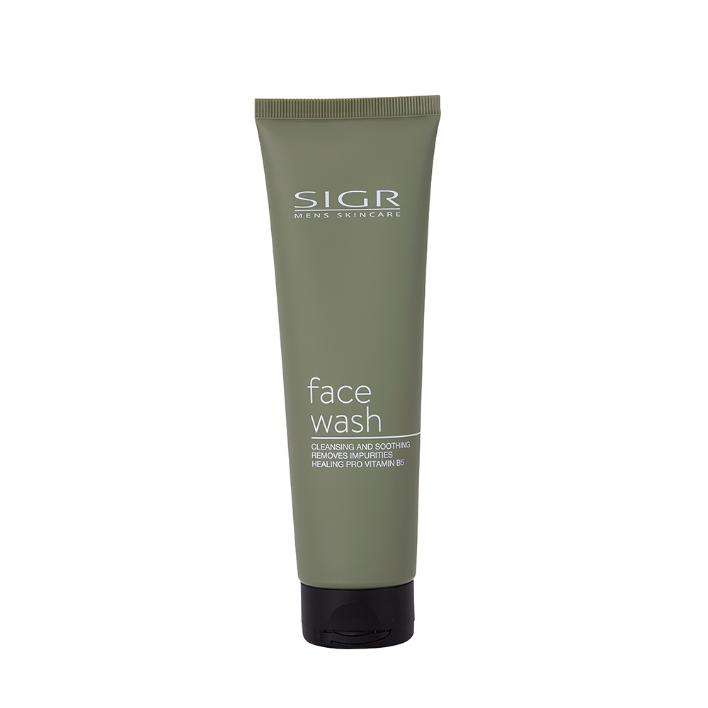 Image of   SIGR Facewash - Ansiktsvask (150 ml)