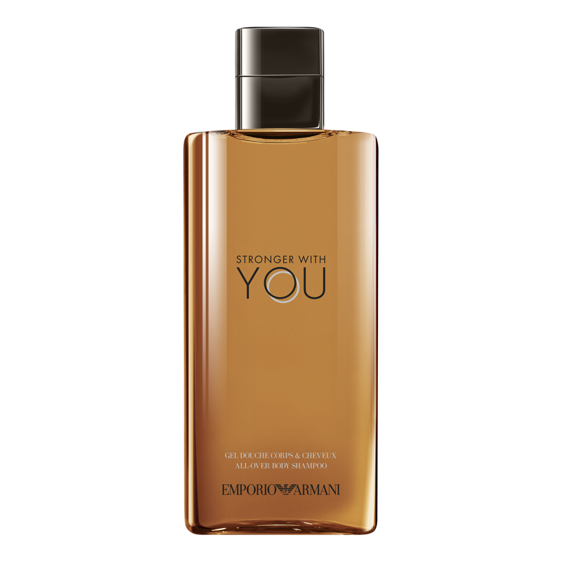 Image of   Giorgio Armani Stronger With You For Him Shower Gel (200 ml)