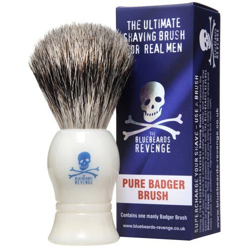 Image of   The Bluebeards Revenge Barberkost (Pure Badger)