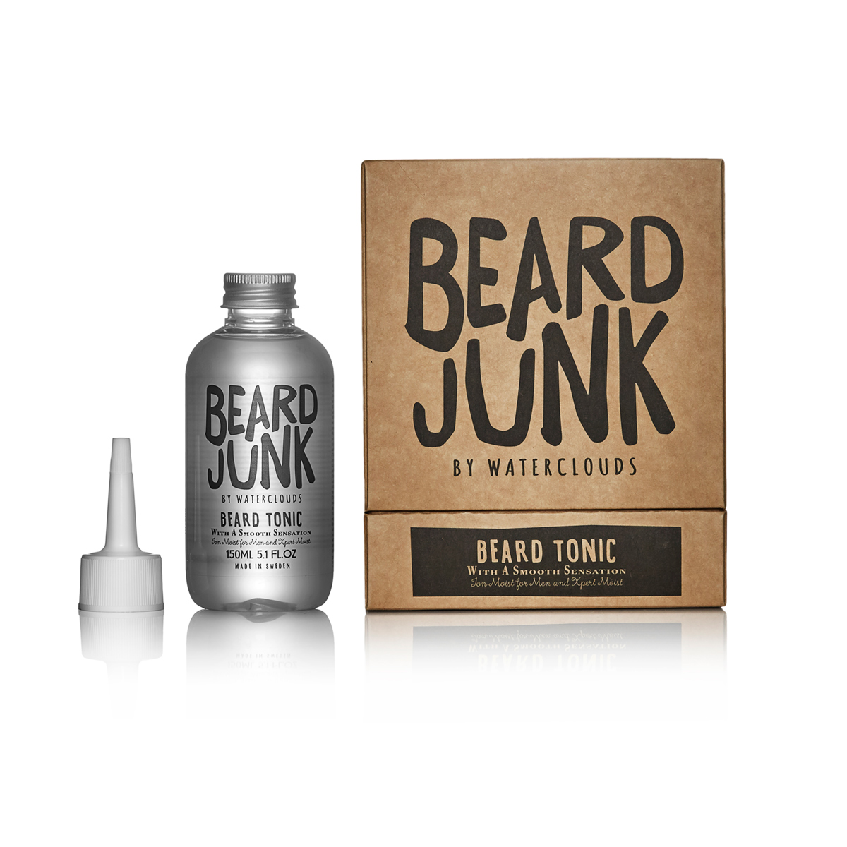 Image of   Beard Junk Skjegg Tonic (150 ml)