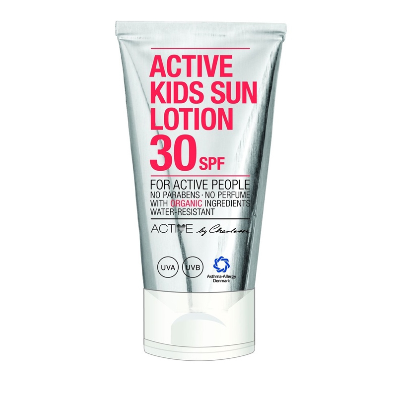 Image of   Active Kids Sun Lotion SPF 30 Waterresistant (150 ml)