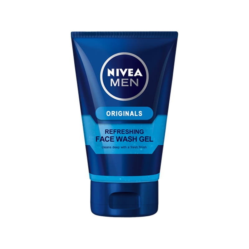 Image of   Nivea Protect & Care Refreshing Face Wash (100 ml)