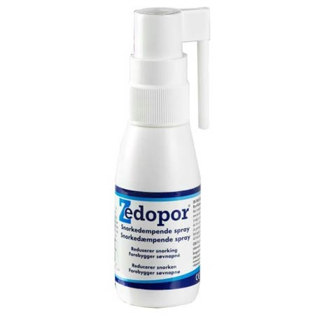 Image of   Zedopor® Snorkedempende Spray (75 ml)