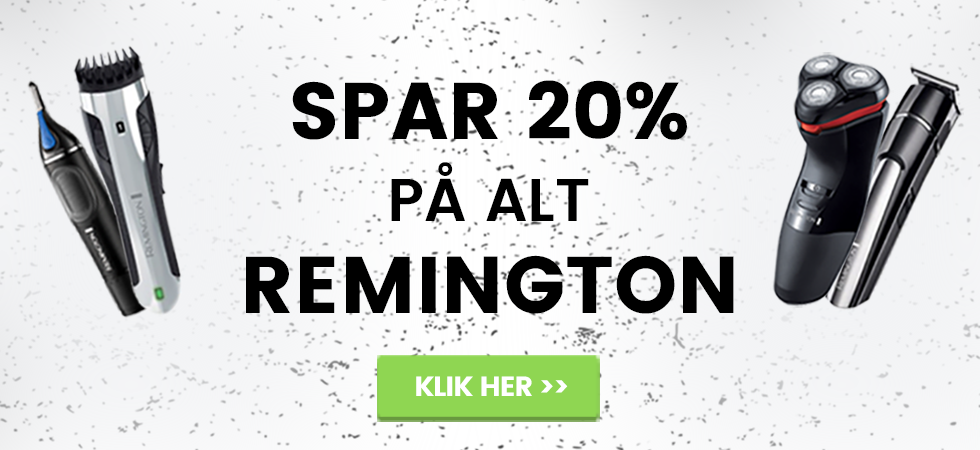 Remington 20%
